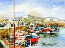The Harbour Alderney