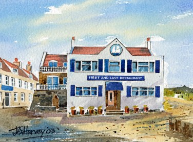 First and Last Restaurant, Alderney