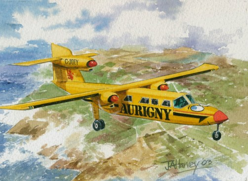 Joey Over Alderney