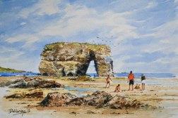 Marsden Rock 1970s