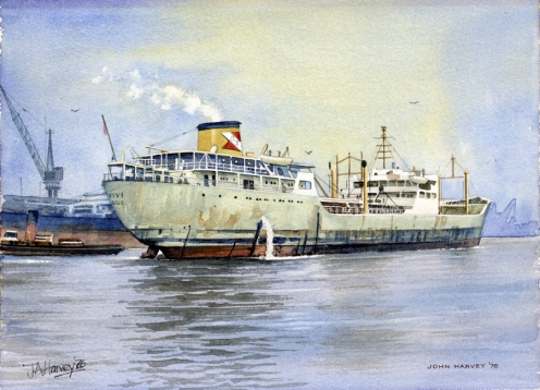 Vivi Tanker 1974