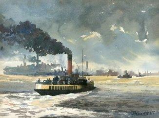 Tyne Ferry 1930s